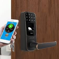 Application Enabled Smart Door Lock