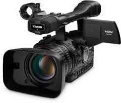 Canon XH-A1S 3CCD HDV