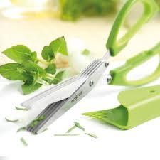 Mastrad 5-Blade Herb Scissor ($10)