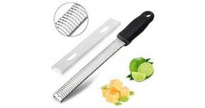 Raniaco Stainless Steel Zester ($23)