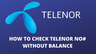 how to check tel no without balance
