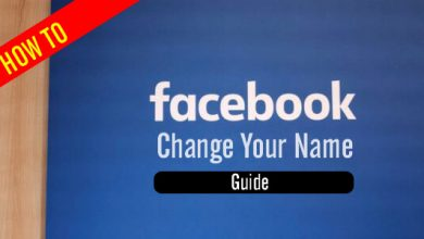 How to Change Your Name on Facebook Guide
