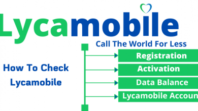 How To Check Lycamobile Account, Registration, Activation, SIM Card, Data Balance