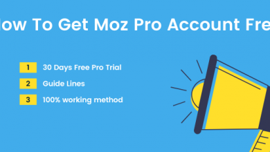 how to get moz pro account 100% working mehtod