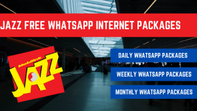 Free whatsapp internet packages